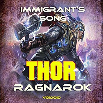 Immigrant's Song - Thor-Ragnarok