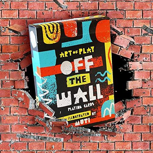 Tavoloverde Carte da Gioco off The Wall