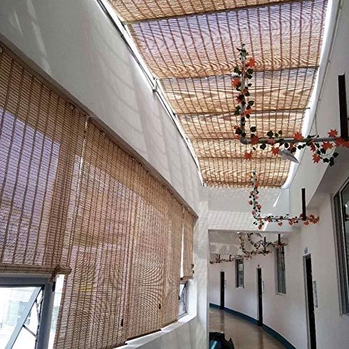 cortinas bambu exterior 150