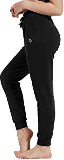 Youth Girl's Workout Jogger Pants with Drawstring Waist