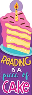 EUREKA 24 Piece Scratch-and-Sniff Cake Scented Bookmarks