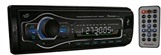Pioneer Bluetooth cassette and the feature to control the cassette via the mobile application with 2 USB port