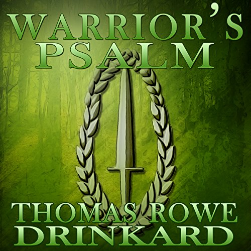 Warrior's Psalm audiobook cover art