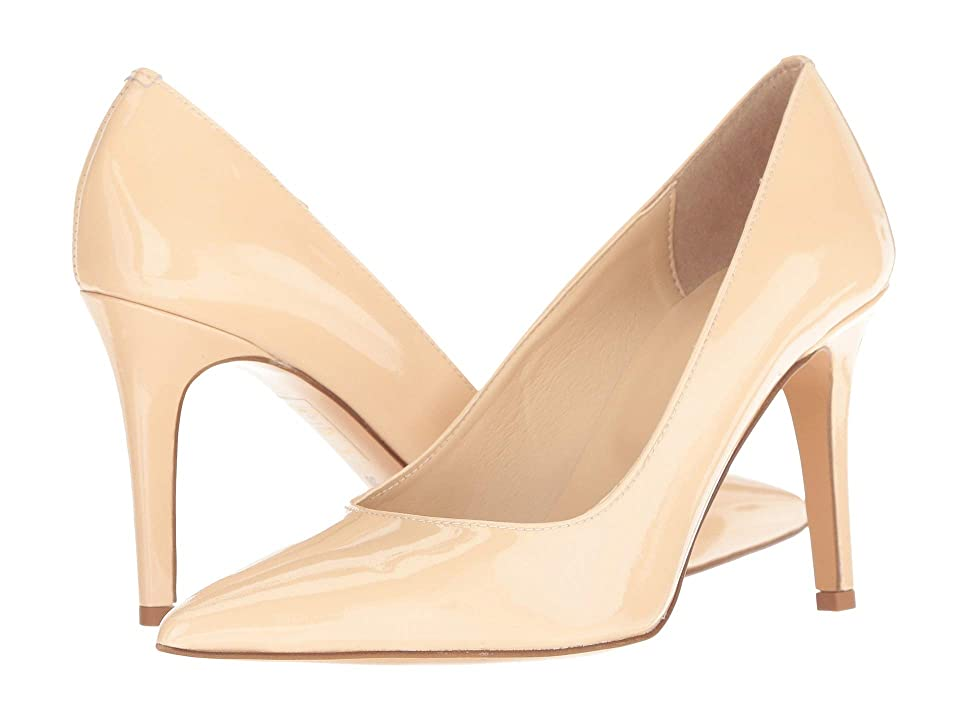 Summit by White Mountain Melissa Heel (Nude Patent) High Heels