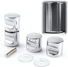 maison moderne Cabinet Hardware Poign/ée de meubles Poign/ée de tiroir Pull fils Nickel Cabinet Poign/ée de porte Nickel bross/é carr/é en T Yogamt10/pcs en acier inoxydable Poign/ée de cabinet