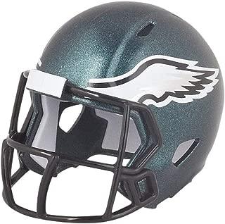 Philadelphia Eagles NFL Riddell Speed Pocket PRO Micro/Pocket-Size/Mini Football Helmet