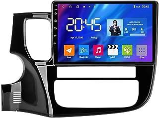Android 10.0 Auto Stereo Sat Nav Radio voor Mitsubishi Outlander 3 2012-2018 GPS Navigatie 9 '' Head Unit Touchscreen MP5 ...