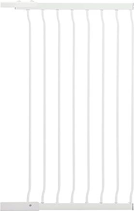Dreambaby Barrera de Seguridad Liberty Extra-alta y Ancha 99-106 cm blanca