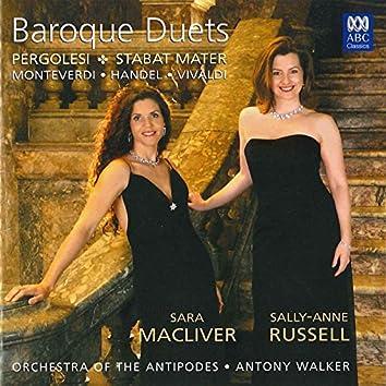 Baroque Duets: Pergolesi – Stabat Mater – Monteverdi – Handel – Vivaldi
