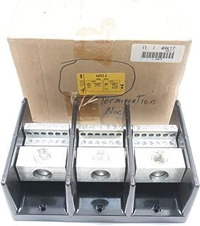COOPER BUSSMANN 16521-3 Power Distribution Block D661349