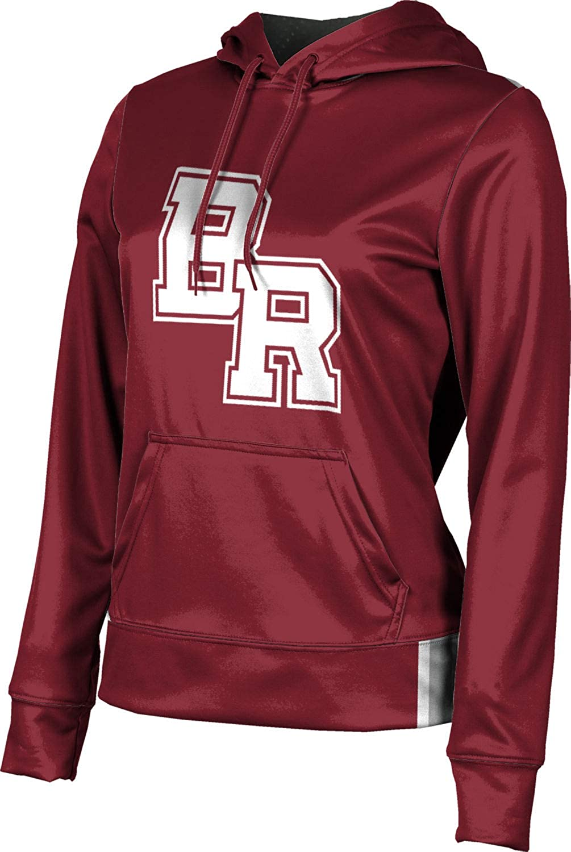 ProSphere Benjamin Russel High School Girls' Pullover Hoodie, School Spirit Sweatshirt (Solid)