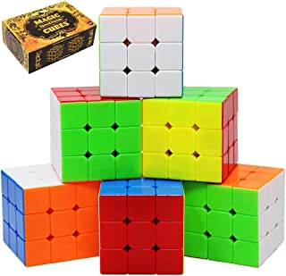 rubix cube stickerless