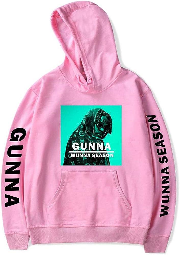2020 Hip Hop Rapper Gunna Under blast sales Men's Casual Sweatshirts Hoodies online shop Women
