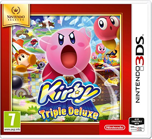Kirby Triple Deluxe - Selects (Nintendo 3DS) [UK IMPORT]