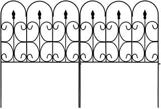 Best decorative metal fence Reviews
