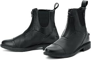 Ovation ENERGY 前拉链 paddock 靴子