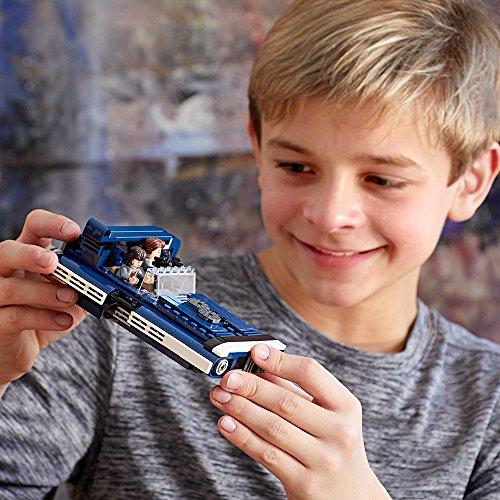 Han Solo Landspeeder LEGO Star Wars 75209 - 345 Pièces - 2