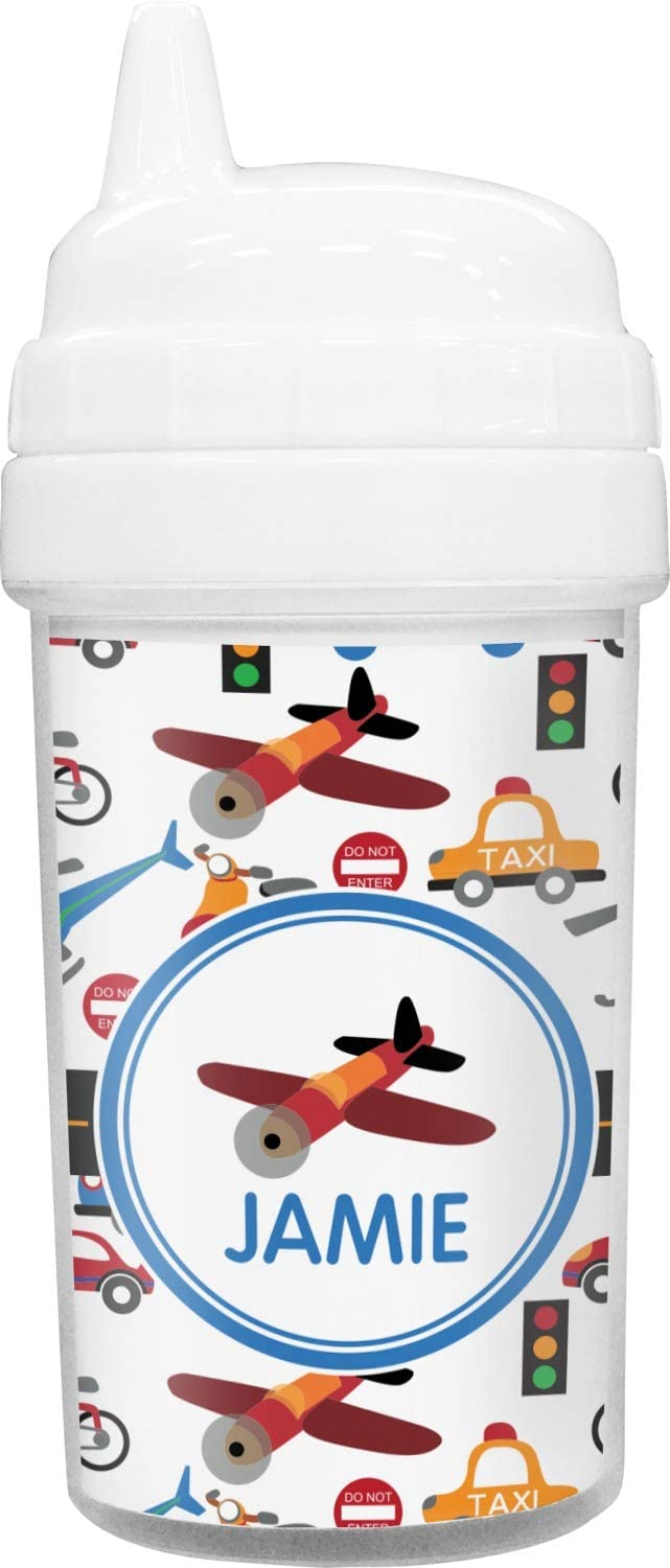 Spasm price Transportation Now free shipping Toddler Sippy Cup Personalized