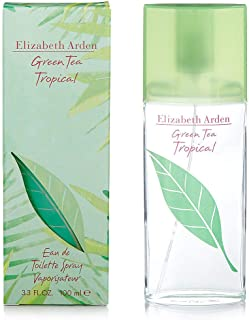 Elizabeth Arden Green Tea Tropical 100ml Eau De Toilette, 0.5 kilograms