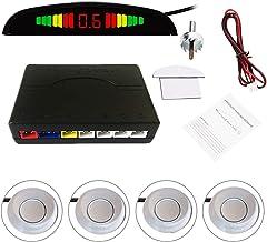 $28 » LIULIANG MeiKeL Car Auto Parktronic LED Parking Radar with 4 Parking Sensors Backup Car Parking Radar Monitor Detector Sys...