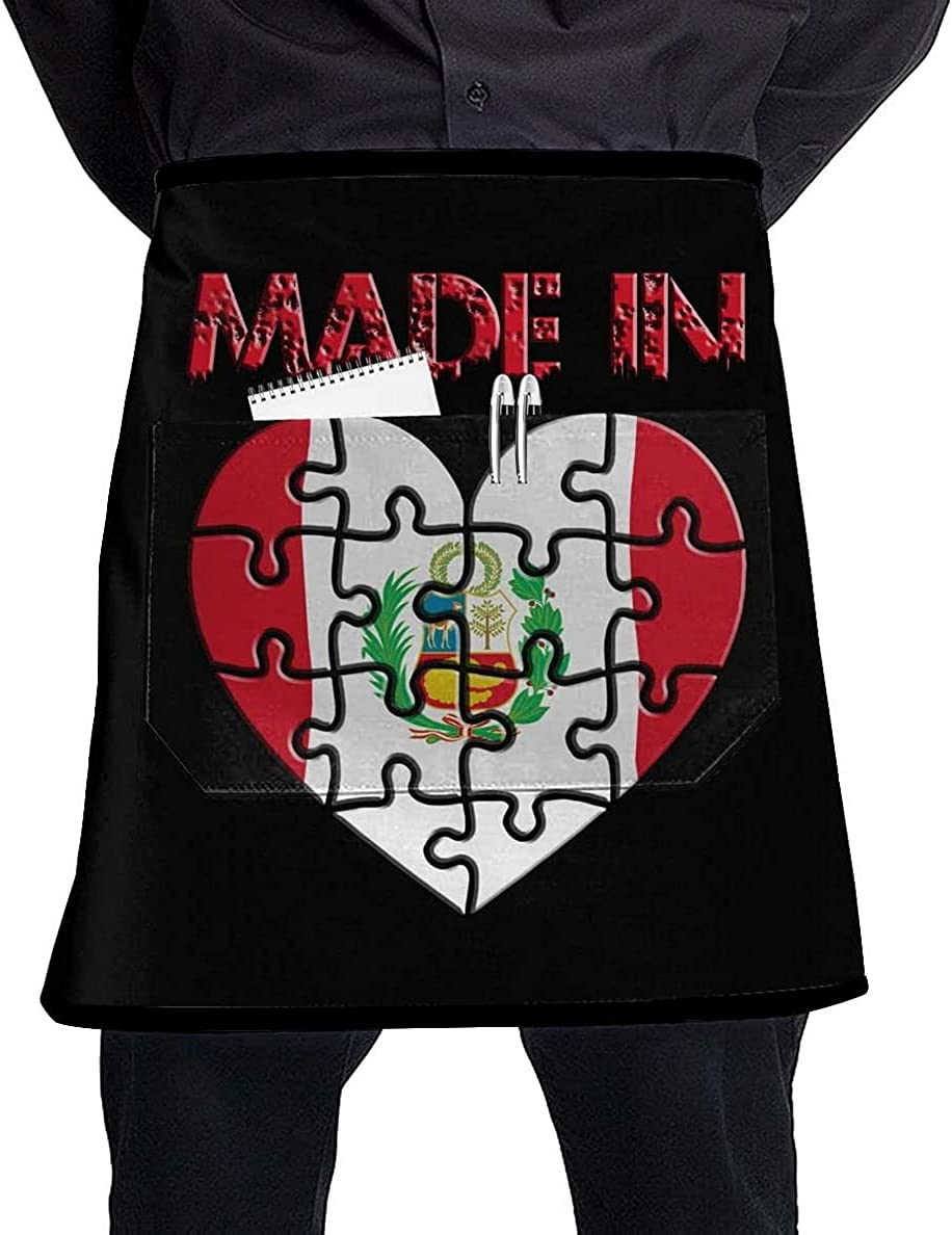 Unisex 2021 model Leonberger Dog Adjustable Max 59% OFF Kitchen Chef Apron Fro With Bib