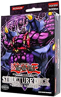 YuGiOh Zombie Madness 1st EDITION Structure Deck
