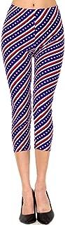 Best american flag capri leggings Reviews