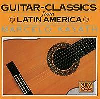 ラテン・アメリカのギター曲-villa-robos / Ponce, , : カヤト