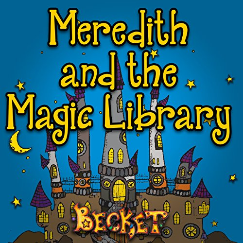 Meredith and the Magic Library cover art