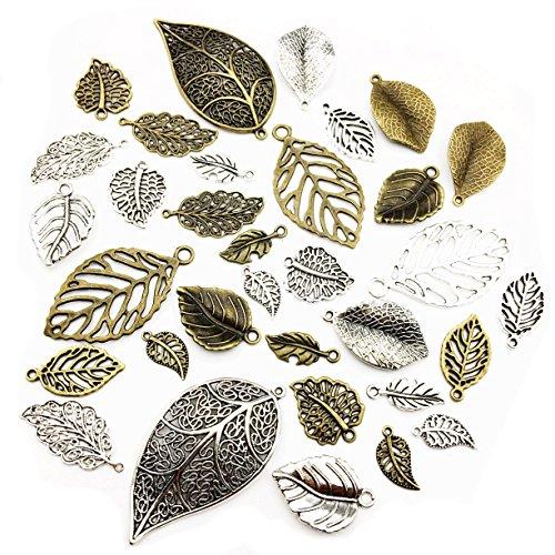 100G manualidades suministros mixtos árbol de vida colgantes cuentas encantos colgantes para manualidades, joyas resultados Making accesorio para DIY Collar Pulsera