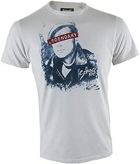 Mens NY Perfecto Legendary Icon Marlon Brando White T-Shirt M - 3XL