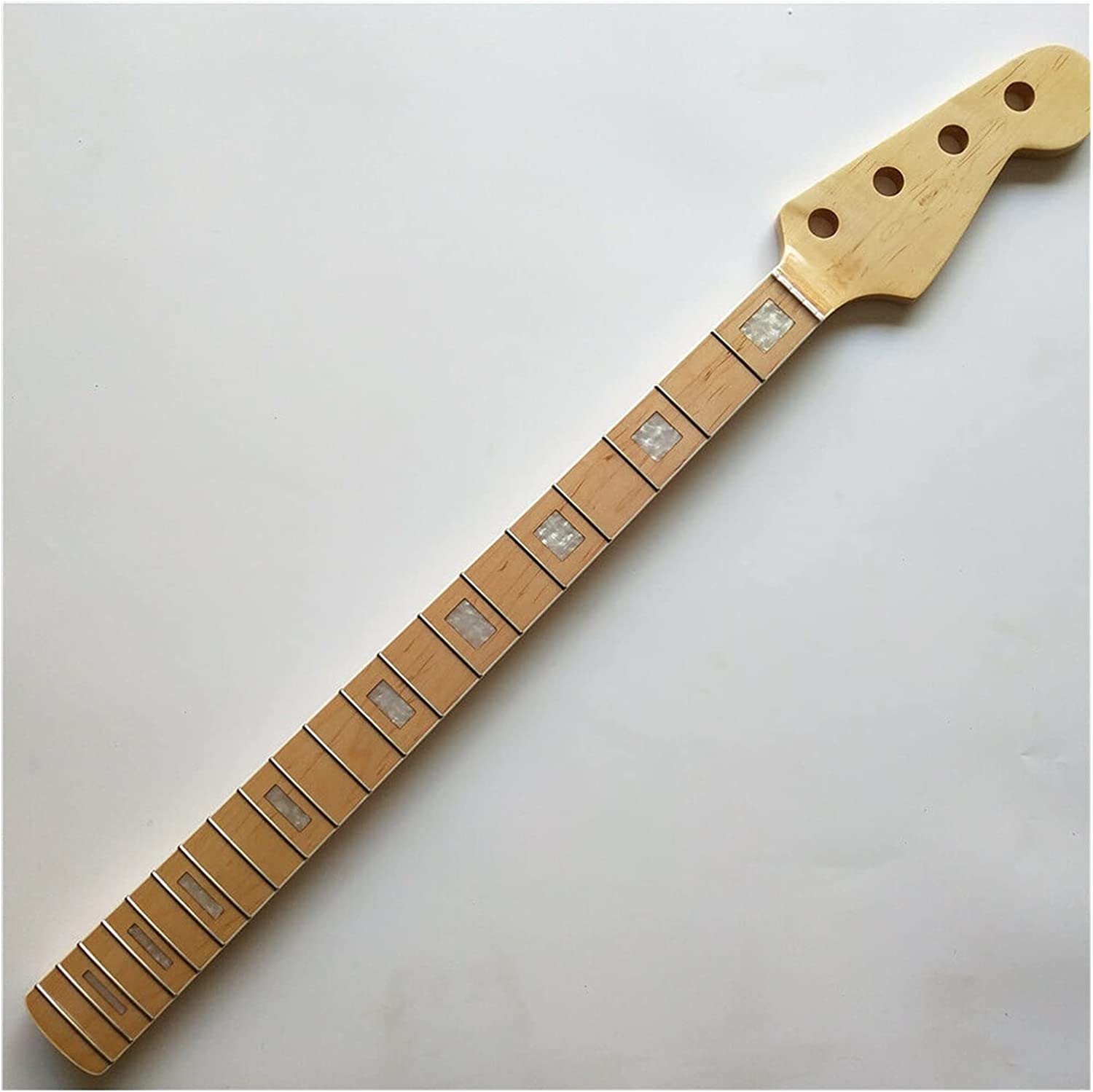 Wuyuana Guitar Neck New product type Bass Style 20 Max 76% OFF 4 String Maple Frets