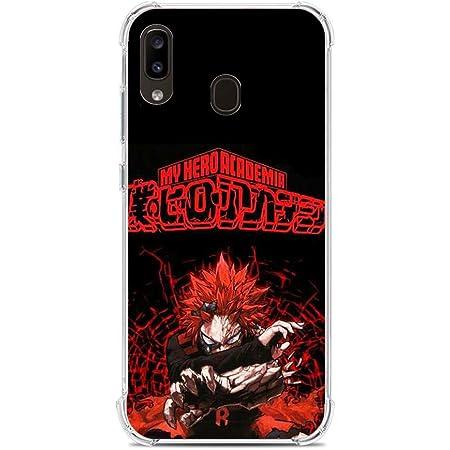 Coque pour Samsung Galaxy A20e Manga My Hero Academia Noir: Amazon ...