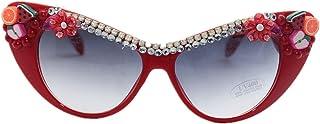 女性 サングラス 手作り 紫外線保護 バケーション, ファッションサングラス