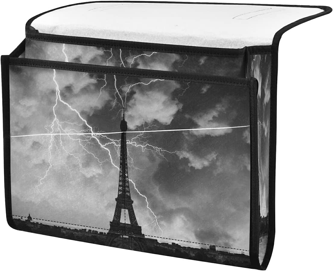 TropicalLife ECHOLI Fashionable Bedside Storage Pari Max 40% OFF Vintage Caddy Organizer