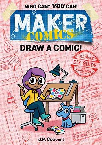 Maker Comics: Draw a Comic! (English Edition) eBook: Coovert, JP ...