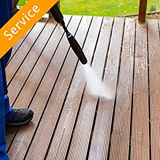 Deck Cleaning