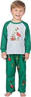 Dr. Suess's The Grinch Infant and Toddler Pajamas