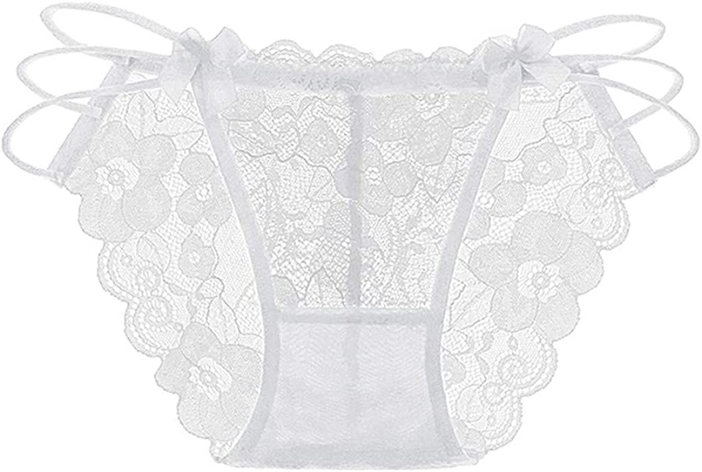 Underwear for Women Max 54% OFF Bummyo Lace Comfortable Bragas S sale Thong