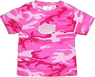 Girls Florida Gators Camo Tee Shirt