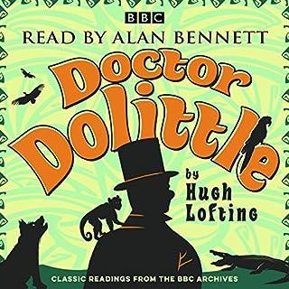 Alan Bennett: Doctor Dolittle Stories cover art
