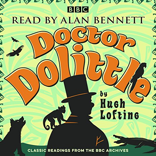 Alan Bennett: Doctor Dolittle Stories audiobook cover art
