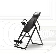 SportPlus, zwart, inversiebank, opvouwbare, inversietafel met 6 inversiehoeken, strekbank om de wervelkolom te ontlasten, ...