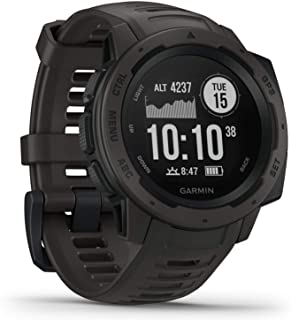 Instinct, Rugged Outdoor Watch with GPS
