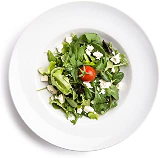 6 x Ø 27 cm Pastateller / Salatteller / Porzellanteller / N