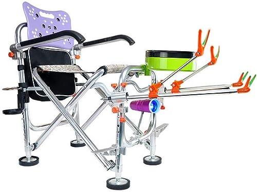 YYZDY12 Chaise de pêche Chaise Pliante pour Adultes (Taille   B)