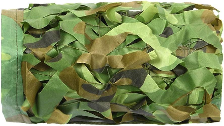 Filet De Camouflage épaissi écran Solaire Filet - Filet De Camouflage De L'armée De Camouflage De Défense Aérienne Extérieure Cryptée Filet De Camouflage De Bache Et Abri De Jardin,4m6m