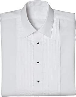 Men's Button Cuff Tuxedo Convertible Placket Shirt