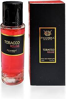 Paris Corner Perfumy 30 ml EDP mężczyźni kobiety unisex róża Oud waniliowy tytoń kwiatowy zapach (TOBACCO ROUGE)