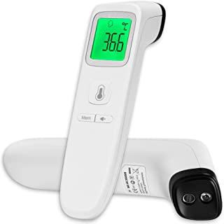 Ritalia Digital Thermometer - Baby Thermometer - Infrared Thermometer for Adults - Forehead Thermometer for Fast and Accur...